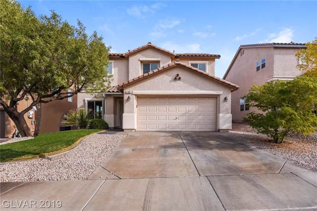 186 White Butte, Henderson, NV 89012 (MLS #2156668) :: Signature Real Estate Group