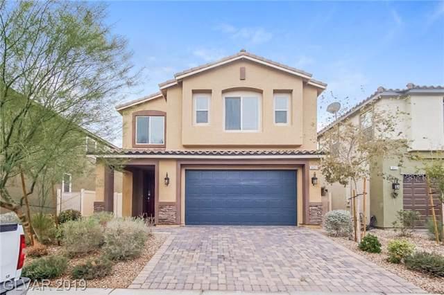 3921 Carol Bailey, North Las Vegas, NV 89081 (MLS #2156669) :: Signature Real Estate Group