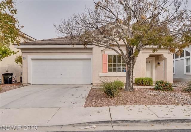 1973 Thunder Ridge, Henderson, NV 89012 (MLS #2156670) :: Signature Real Estate Group