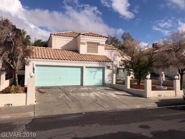 4036 Laurel Hill, North Las Vegas, NV 89032 (MLS #2156672) :: Signature Real Estate Group