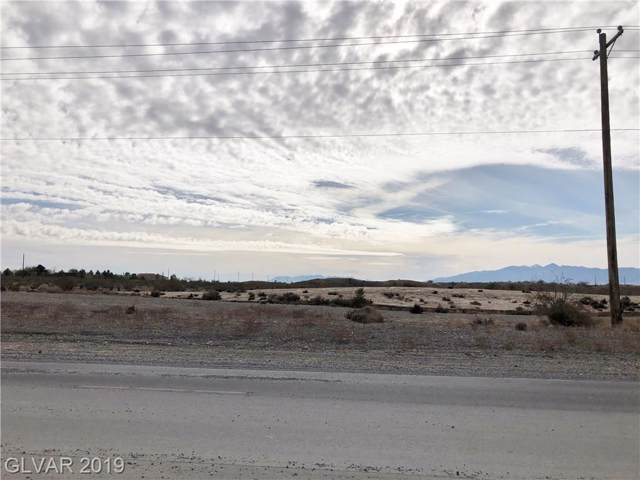 1271 E Mesquite, Pahrump, NV 89060 (MLS #2156682) :: The Lindstrom Group