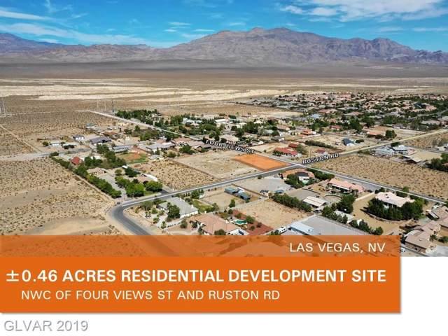 8710 Ruston, Las Vegas, NV 89143 (MLS #2156737) :: Trish Nash Team
