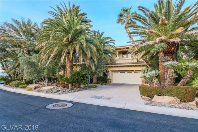1414 Foothills Village Drive, Henderson, NV 89012 (MLS #2156781) :: Performance Realty