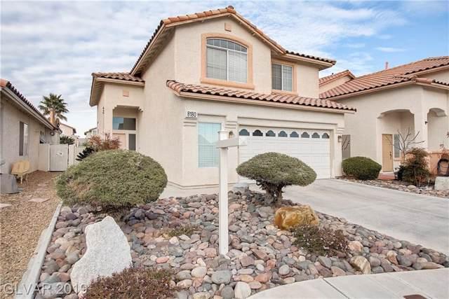 8180 Chambersberg, Las Vegas, NV 89147 (MLS #2156821) :: Signature Real Estate Group