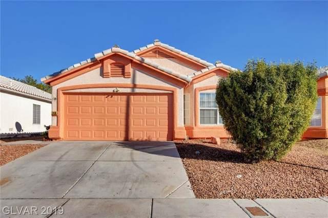 3436 Beca Faith, North Las Vegas, NV 89032 (MLS #2156850) :: Signature Real Estate Group