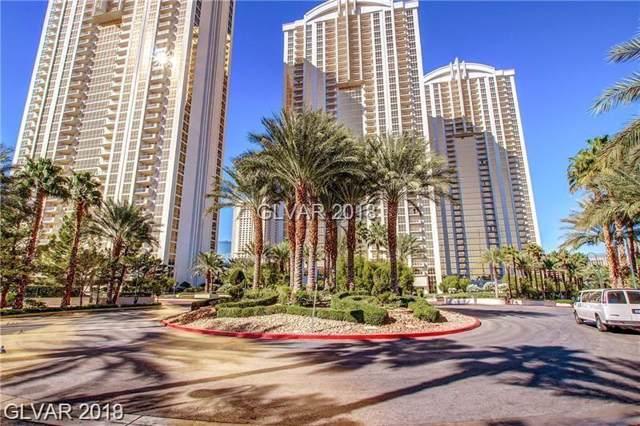 135 Harmon #1204, Las Vegas, NV 89109 (MLS #2156870) :: Trish Nash Team