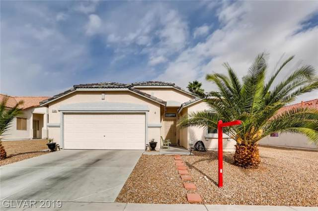 704 Bright Lights, North Las Vegas, NV 89031 (MLS #2156890) :: Signature Real Estate Group