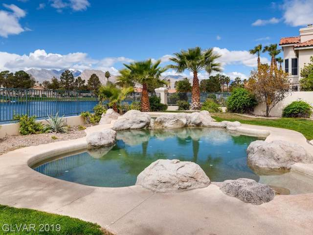 2813 Summer Lake, Las Vegas, NV 89128 (MLS #2156911) :: Signature Real Estate Group