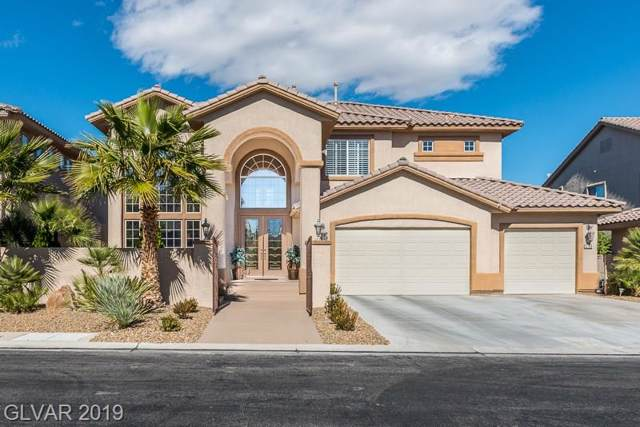 5190 Villa Dante, Las Vegas, NV 89141 (MLS #2156926) :: Brantley Christianson Real Estate