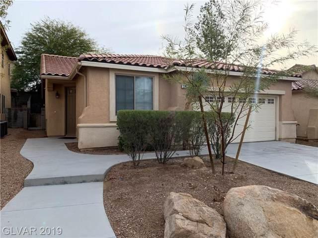 2742 Council Crest, Las Vegas, NV 89142 (MLS #2156930) :: Trish Nash Team