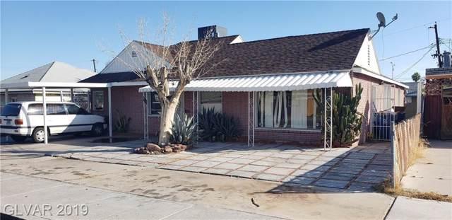 1611 11TH, Las Vegas, NV 89104 (MLS #2156932) :: Signature Real Estate Group