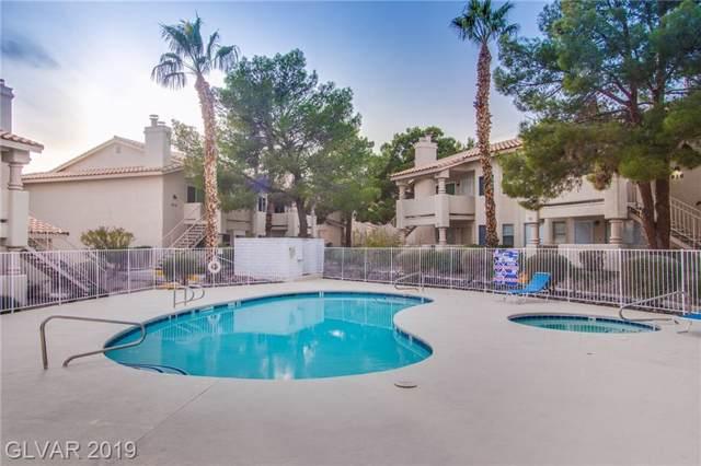 913 Boulder Springs #202, Las Vegas, NV 89128 (MLS #2156964) :: Trish Nash Team