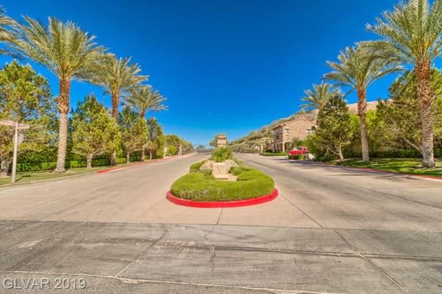19 Via Visione #104, Henderson, NV 89011 (MLS #2156984) :: Signature Real Estate Group