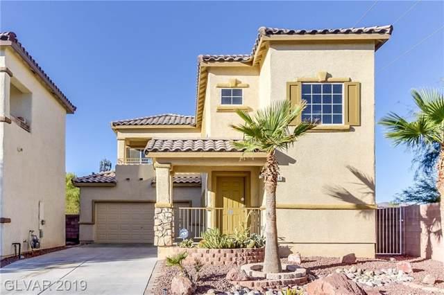 3656 Carisbrook, North Las Vegas, NV 89081 (MLS #2156997) :: Signature Real Estate Group