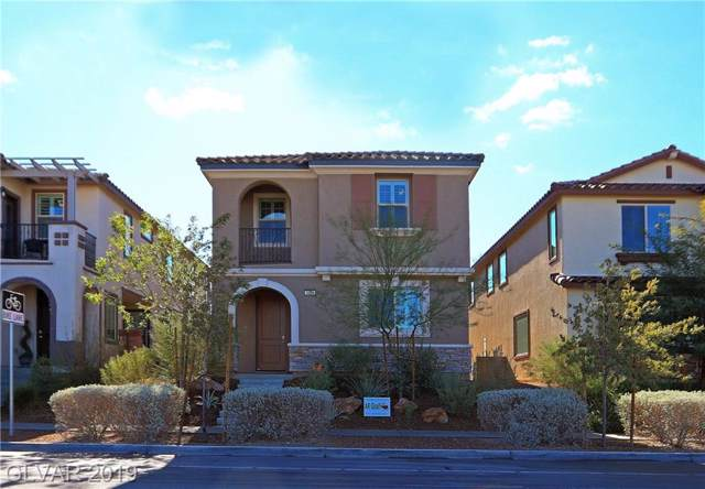 3029 Savella, Henderson, NV 89044 (MLS #2157027) :: Signature Real Estate Group
