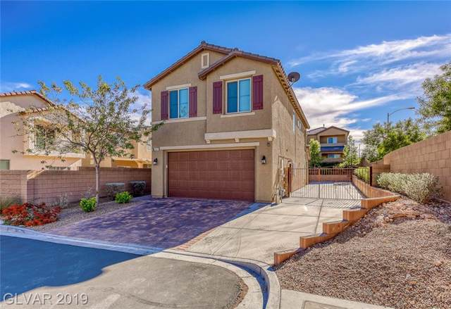 6487 Arched Rock, Las Vegas, NV 89141 (MLS #2157050) :: Signature Real Estate Group