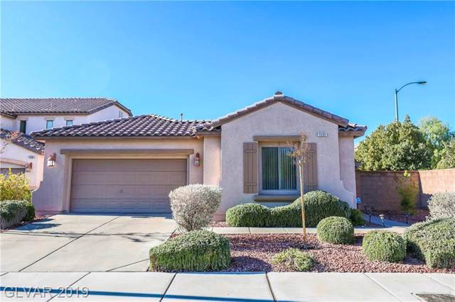 11201 Prado Del Rey, Las Vegas, NV 89141 (MLS #2157073) :: Brantley Christianson Real Estate