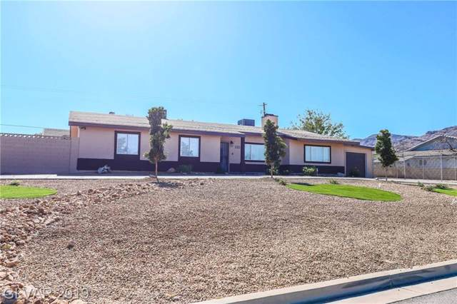 241 E Kimberly, Henderson, NV 89015 (MLS #2157082) :: Signature Real Estate Group
