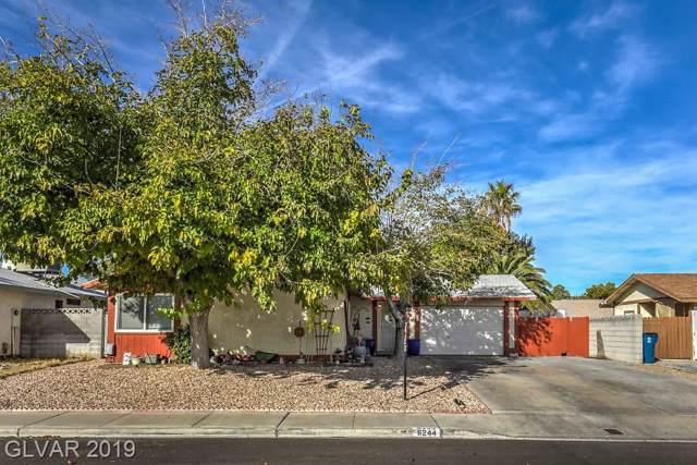6244 Eugene, Las Vegas, NV 89108 (MLS #2157135) :: Signature Real Estate Group
