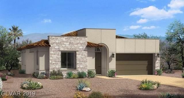 11854 Albissola, Las Vegas, NV 89138 (MLS #2157163) :: Brantley Christianson Real Estate