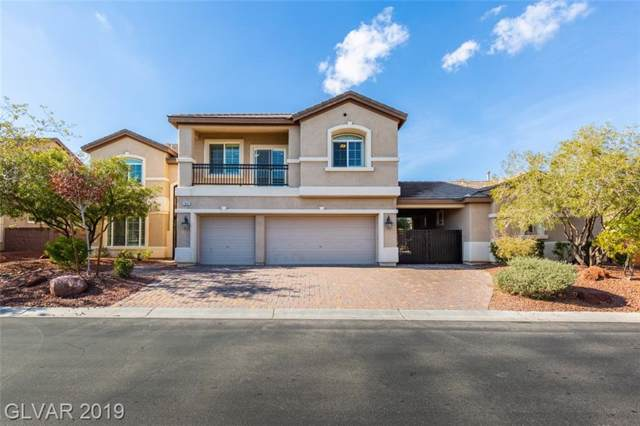 7047 Casa Encantada, Las Vegas, NV 89118 (MLS #2157181) :: Signature Real Estate Group