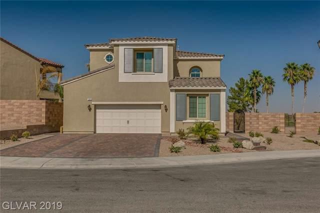 308 Via Della Fortuna, Henderson, NV 89011 (MLS #2157190) :: Signature Real Estate Group