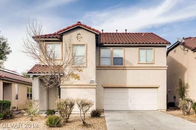 3370 Famiglia, Las Vegas, NV 89141 (MLS #2157195) :: Hebert Group | Realty One Group
