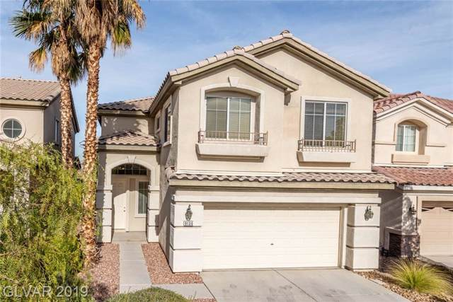 9136 Honey Maple, Las Vegas, NV 89148 (MLS #2157205) :: Brantley Christianson Real Estate