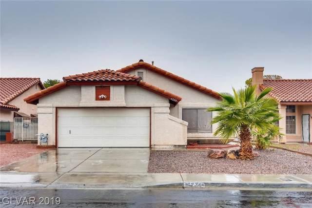 6224 Caprino, Las Vegas, NV 89108 (MLS #2157227) :: Hebert Group | Realty One Group