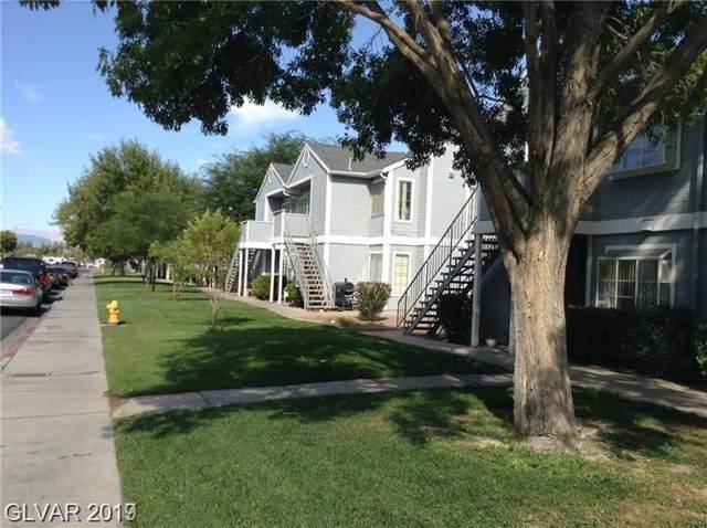 4181 Terrestrial, Las Vegas, NV 89115 (MLS #2157235) :: Signature Real Estate Group