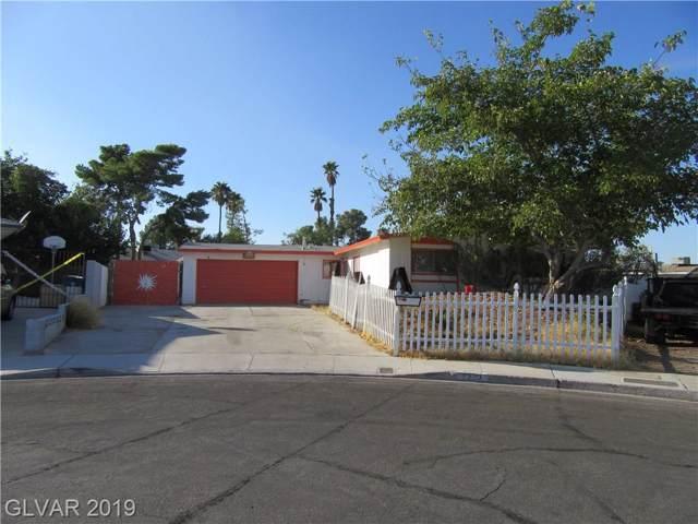 7220 Walter Schirra, Las Vegas, NV 89145 (MLS #2157281) :: Signature Real Estate Group