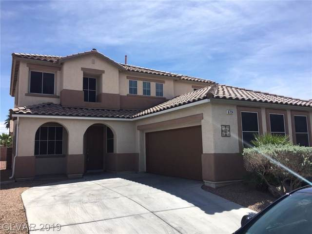 6724 Sand Swallow, North Las Vegas, NV 89084 (MLS #2157311) :: Brantley Christianson Real Estate