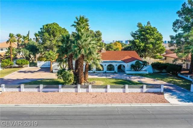 2640 Tenaya, Las Vegas, NV 89117 (MLS #2157319) :: Hebert Group | Realty One Group
