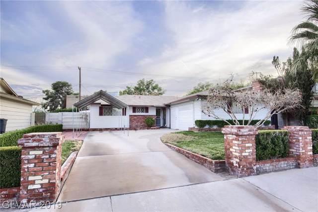 6321 Clarice, Las Vegas, NV 89107 (MLS #2157333) :: Signature Real Estate Group