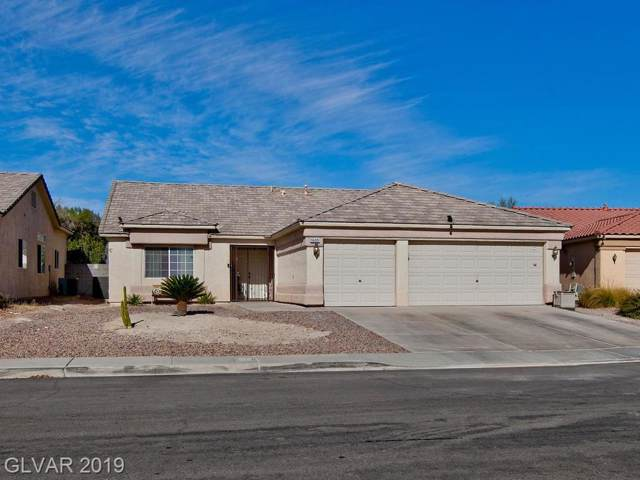 1610 Lynette, North Las Vegas, NV 89031 (MLS #2157364) :: Signature Real Estate Group