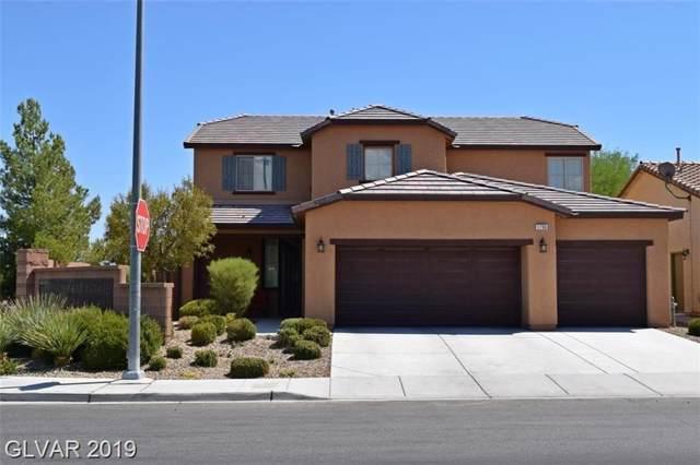 1796 Gentle Brook, North Las Vegas, NV 89084 (MLS #2157386) :: ERA Brokers Consolidated / Sherman Group