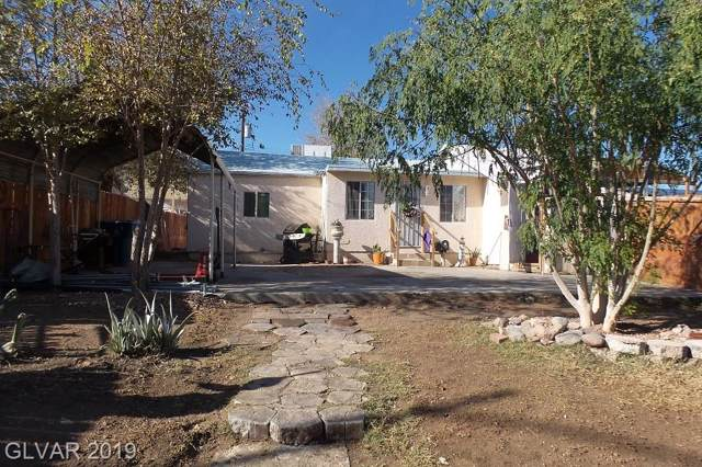 309 N 15TH, Las Vegas, NV 89101 (MLS #2157387) :: Signature Real Estate Group