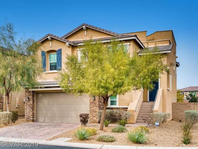 7724 Minas Ridge, Las Vegas, NV 89178 (MLS #2157395) :: Signature Real Estate Group