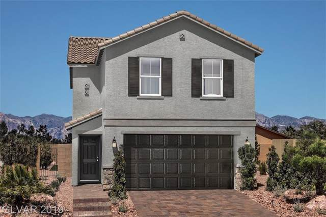 6696 Frosted Harvest, Las Vegas, NV 89108 (MLS #2157402) :: Signature Real Estate Group