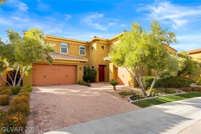 937 Rue Grand Paradis, Henderson, NV 89011 (MLS #2157403) :: Hebert Group | Realty One Group