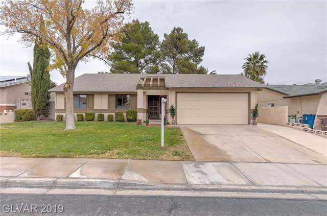 7204 Carrondale, Las Vegas, NV 89128 (MLS #2157408) :: Signature Real Estate Group