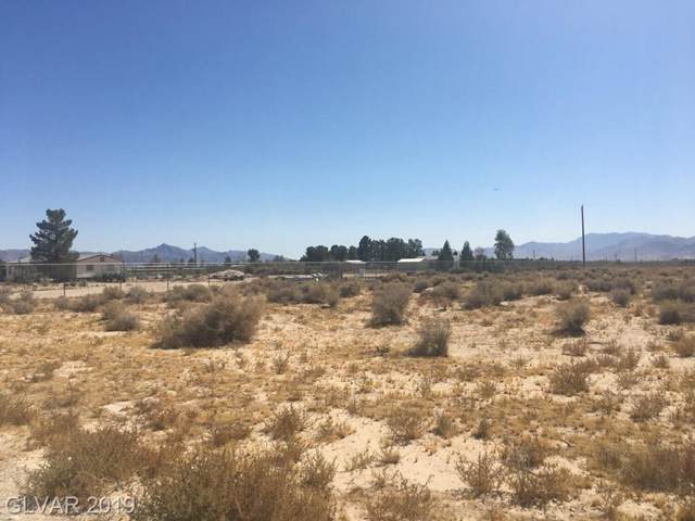Emerald Avenue, Sandy Valley, NV 89019 (MLS #2157454) :: The Shear Team