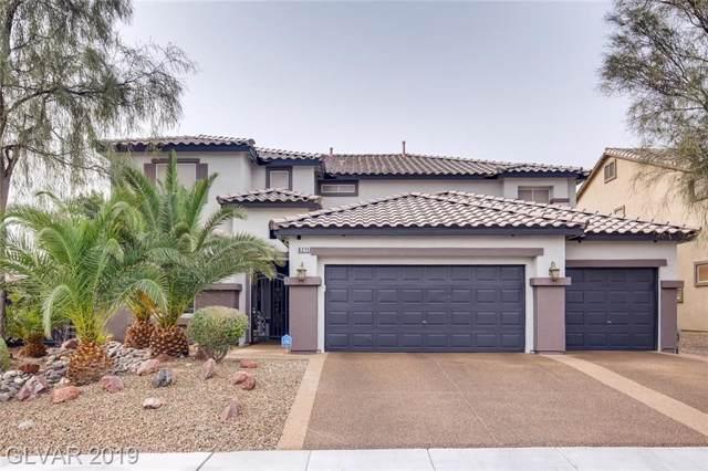 6211 Trinity River, North Las Vegas, NV 89081 (MLS #2157460) :: Signature Real Estate Group