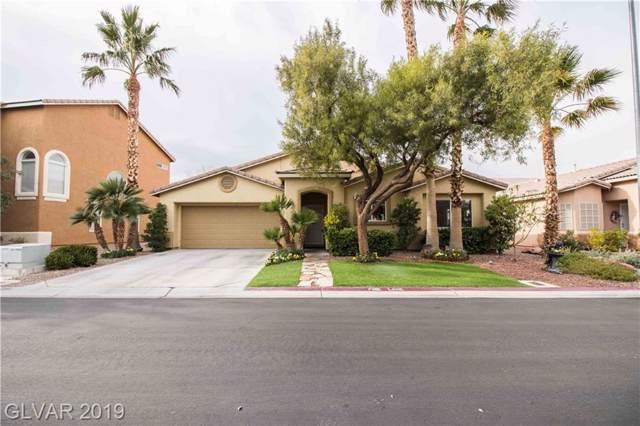 2721 Rosarito, Las Vegas, NV 89108 (MLS #2157471) :: Signature Real Estate Group