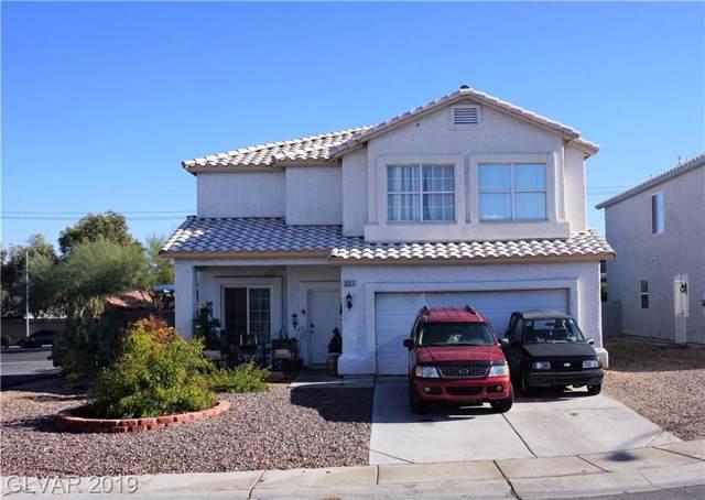 3332 Beca Faith, North Las Vegas, NV 89032 (MLS #2157480) :: Signature Real Estate Group