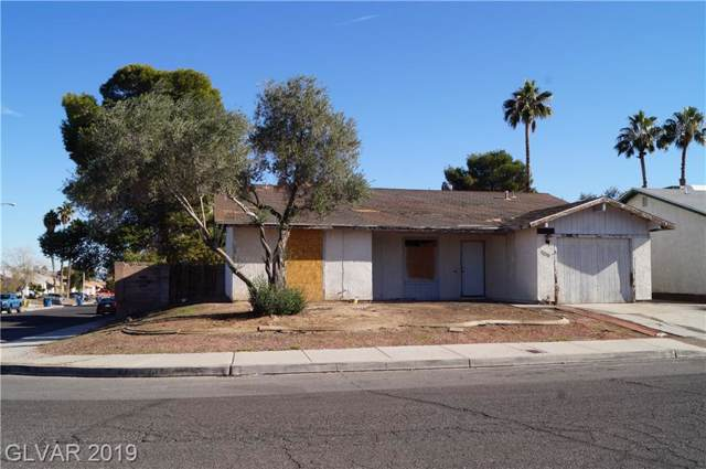5398 Bridgette, Las Vegas, NV 89122 (MLS #2157490) :: Brantley Christianson Real Estate