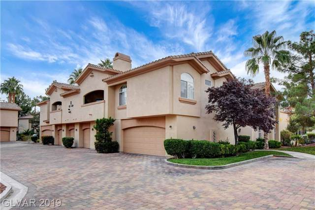2050 Warm Springs Road #1811, Henderson, NV 89014 (MLS #2157537) :: The Shear Team