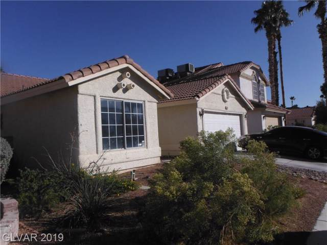 2624 Shakespeare, Las Vegas, NV 89108 (MLS #2157544) :: Signature Real Estate Group