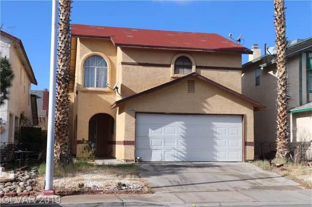 3903 Gulliver, Las Vegas, NV 89115 (MLS #2157548) :: Signature Real Estate Group