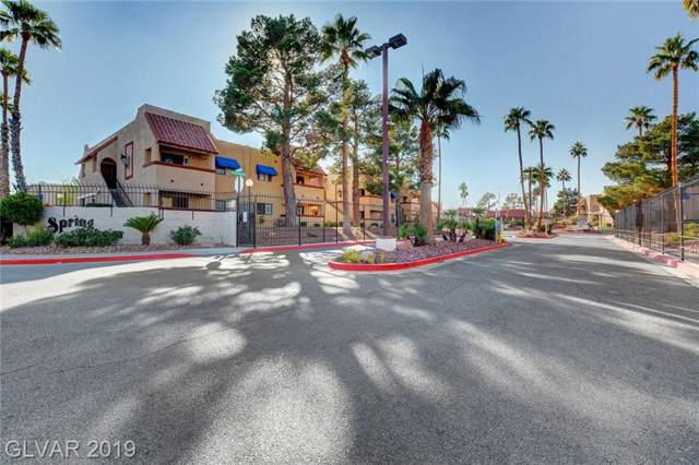 4111 Gannet #408, Las Vegas, NV 89103 (MLS #2157583) :: Performance Realty